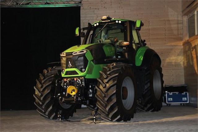 Agrotron 11400 TTV