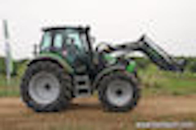 Agrotron TTV 400